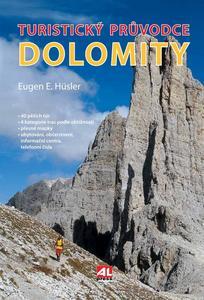 Obrázok Turistický průvodce Dolomity