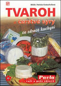 Obrázok Tvaroh a čerstvé sýry ve zdravé kuchyni