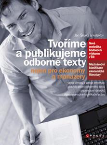 Obrázok Tvoříme a publikujeme odborné texty