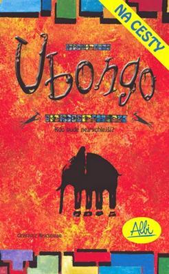 Obrázok Ubongo na cesty