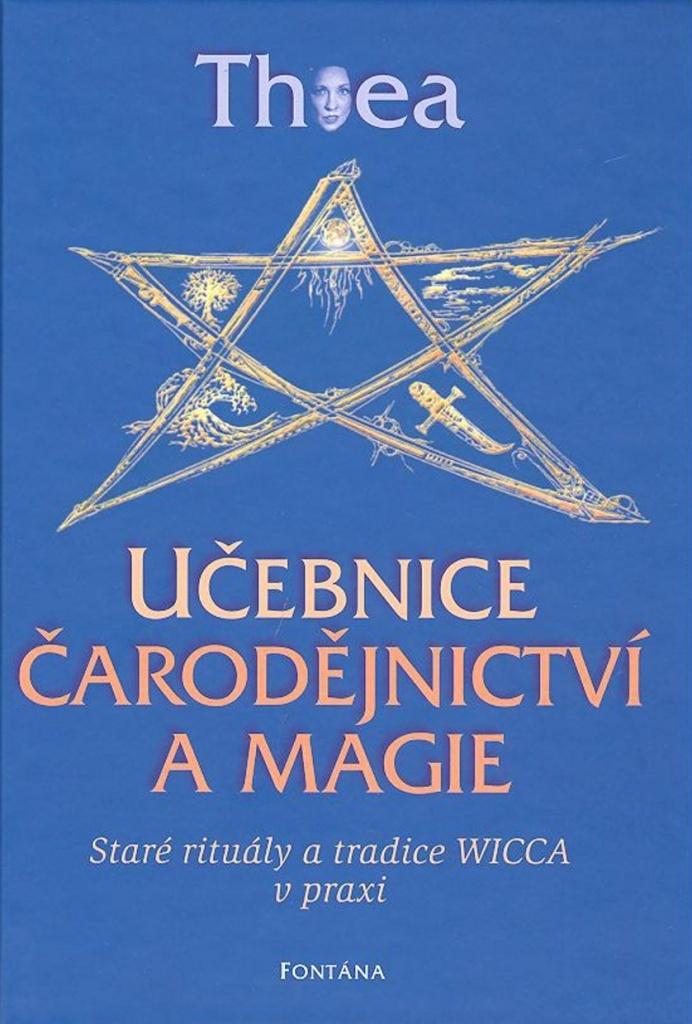 Učebnice čarodějnictví a magie - Thea