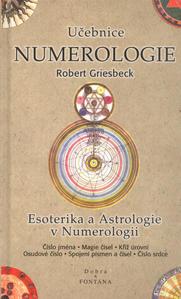 Obrázok Učebnice Numerologie