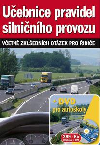 Obrázok Učebnice pravidel silničního provozu + DVD nejen pro řidiče
