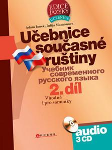 Obrázok Učebnice současné ruštiny 2. díl + audio 3 CD
