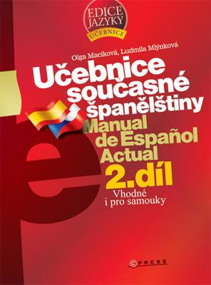 Obrázok Učebnice současné španělštiny 2.díl