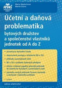 Obrázok Účetní a daňová problematika bytových družstev a společenství vlastníků...