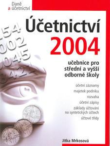 Obrázok Účetnictví 2004