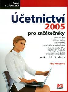 Obrázok Účetnictví 2005 pro začátečníky