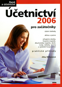 Obrázok Účetnictví 2006 pro začátečníky