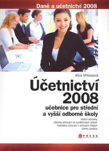 Obrázok Účetnictví 2008
