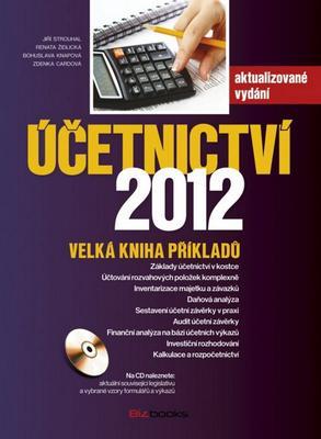 Obrázok Účetnictví 2012 + CD