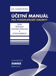 Obrázok Účetní manuál pro podnikatelské subjekty