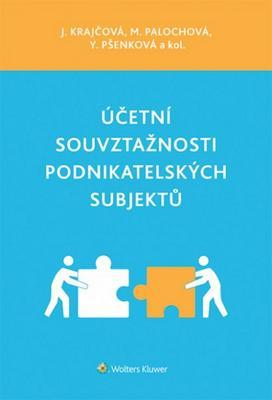 Obrázok Účetní souvztažnosti podnikatelských subjektů