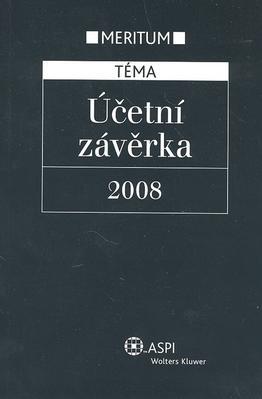 Obrázok Účetní závěrka 2008