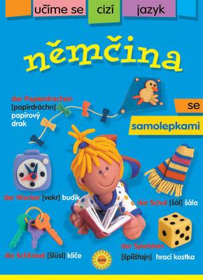 Obrázok Učíme se cizí jazyk němčina