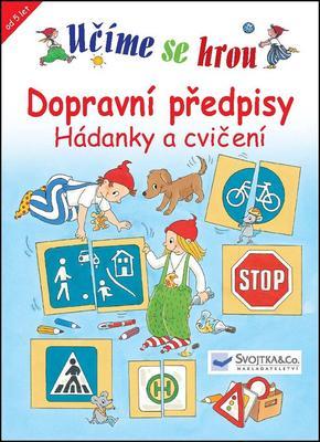 Obrázok Učíme se hrou Dopravní předpisy