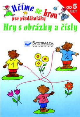Obrázok Učíme se hrou pro předškoláky Hry s obrázky a čísly