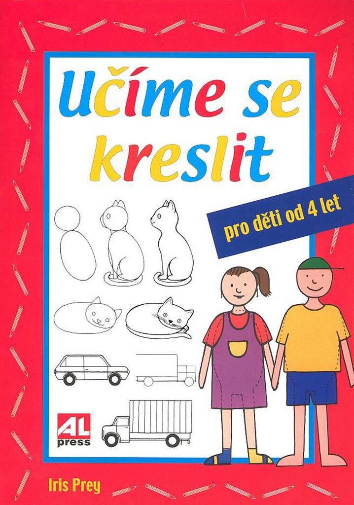 Učíme se kreslit pro děti od 4 let - Iris Prey