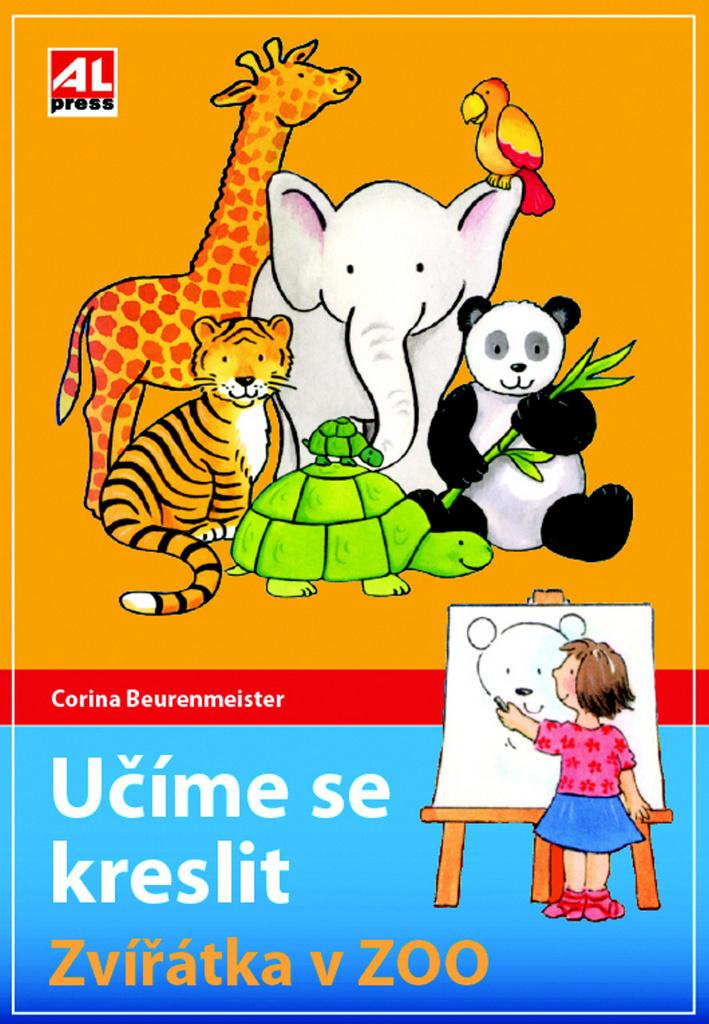 Ucime Se Kreslit Zviratka V Zoo Knihcentrum Cz