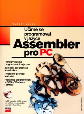 Obrázok Učíme se progr.v jaz.Assembler pro PC + CD