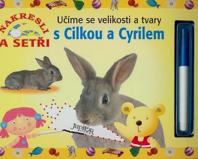 Obrázok Učíme se velikosti a tvary s Cilkou a Cyrilem