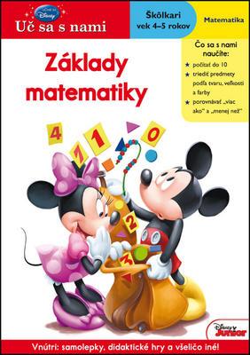 Obrázok Uč sa s nami Základy matematiky