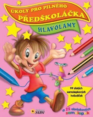 Obrázok Úkoly pro pilného předškoláčka Hlavolamy