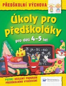 Obrázok Úkoly pro předškoláky