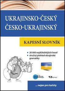 Obrázok Ukrajinsko-český česko-ukrajinský kapesní slovník