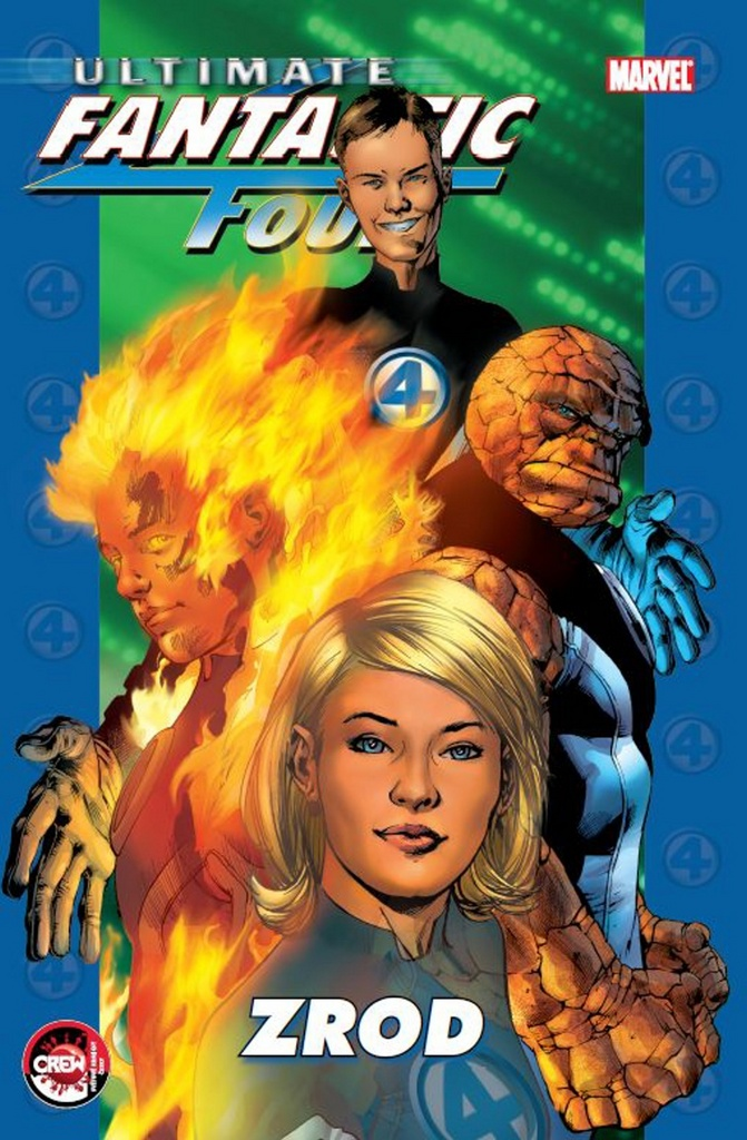Ultimate Fantastic Four: Zrod