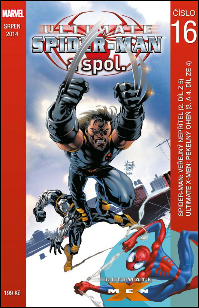 Ultimate Spider-Man a spol. 16 - Bill Jemas, Mark Millar, Brian Michael Bendis, Ron Zimmerman