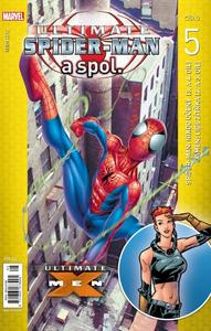 Obrázok Ultimate Spider man a spol. 5