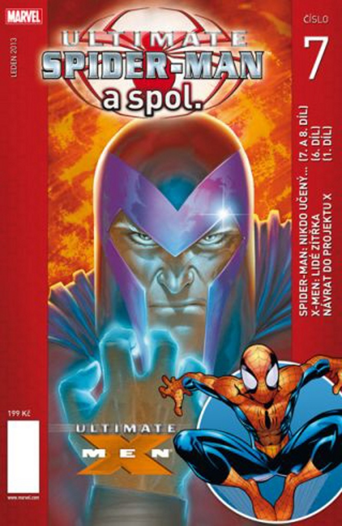 Ultimate Spider-Man a spol. 7 - Brian Michael Bendis