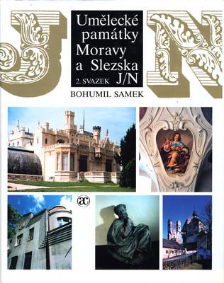 Obrázok Umělecké památky Moravy a Slezska