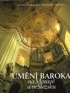 Obrázok Umění baroka na Moravě a Slezsku
