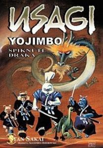 Obrázok Usagi Yojimbo Spiknutí draka