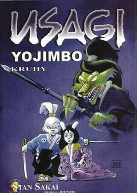 Obrázok Usagi Yojimbo Kruhy
