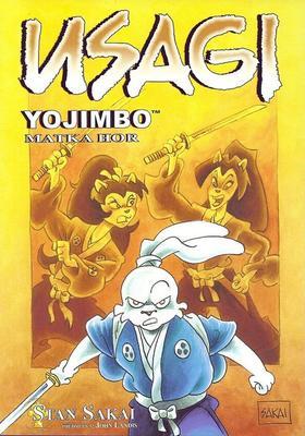 Obrázok Usagi Yojimbo Matka hor