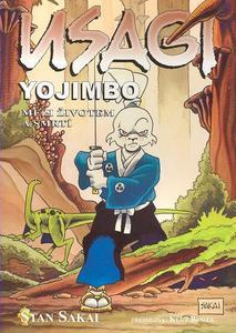 Obrázok Usagi Yojimbo Mezi životem a smrtí