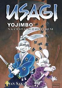 Obrázok Usagi Yojimbo Na cestách s Jotarem