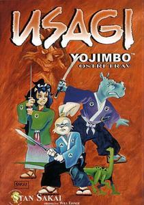 Obrázok Usagi Yojimbo Ostří trav