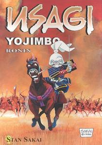 Obrázok Usagi Yojimbo Ronin