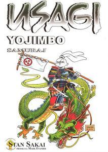 Obrázok Usagi Yojimbo Samuraj