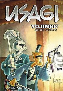 Obrázok Usagi Yojimbo Šedé stíny
