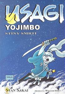 Obrázok Usagi Yojimbo Stíny smrti
