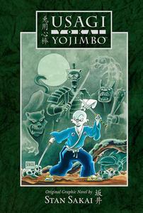 Obrázok Usagi Yojimbo Yokai