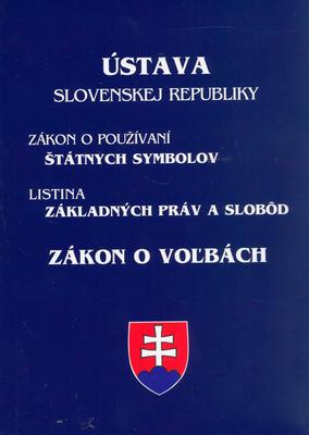 Obrázok Ústava Slovenskej republiky