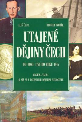 Obrázok Utajené dějiny Čech