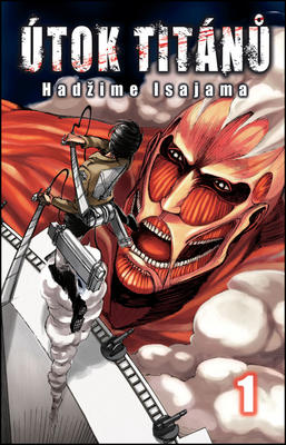 Obrázok Útok titánů 1