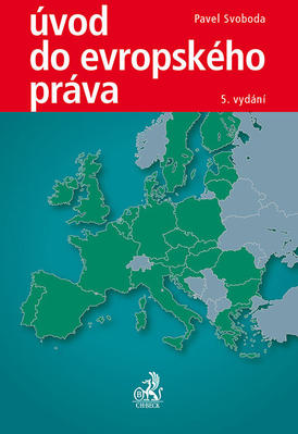 Obrázok Úvod do evropského práva, 5. vydání
